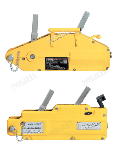 Wire rope Puller | Wire rope pulling hoist | PAWELL Machinery ...