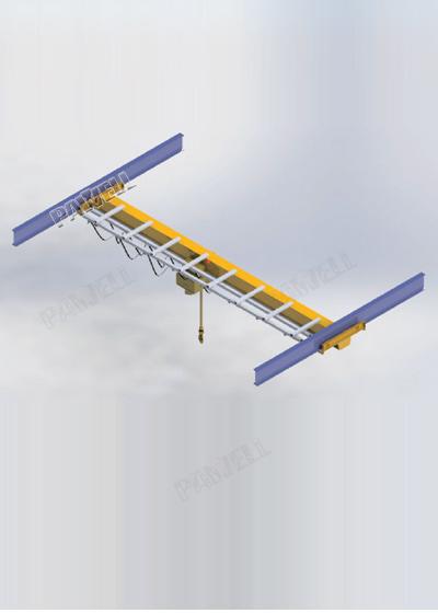 Underslung Travelling Crane Pawell Underslung Overhead Travelling Crane