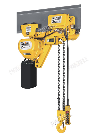 Low Headroom Hoist Pawell Low Headroom Chain Hoist
